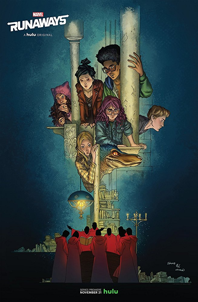 Recap: Season Finale of Marvel'sRunaways